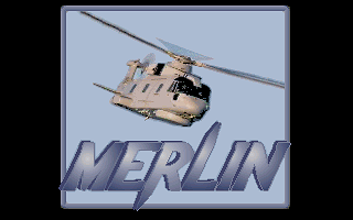Merlin Start Screen