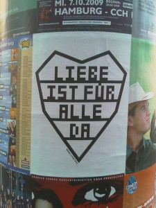 Liebe ist fr alle da
